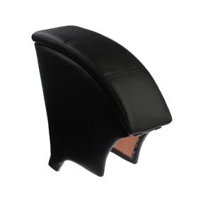 Подлокотник ВАЗ 2108-99 мягкий, черный Ош