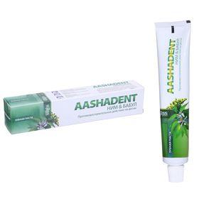 "Зубная паста Aasha Herbals, ""Ним - бабул"", 100 г"