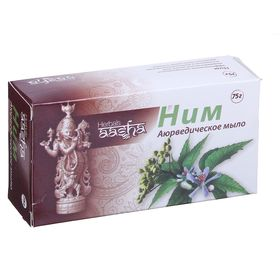 """Мыло туалетное Aasha Herbals """"Ним"""", 75 г"""