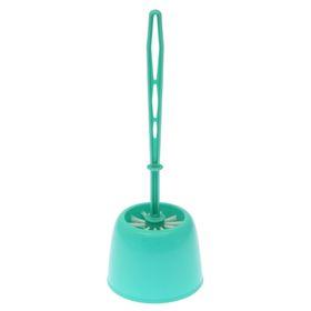 Ёрш для унитаза с подставкой «Эвия», цвет МИКС Ош