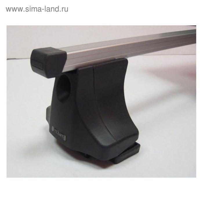 Багажник серии Эконом на ВАЗ 2101-21099, тип дуги: 20х30, алюминий, L= 1250