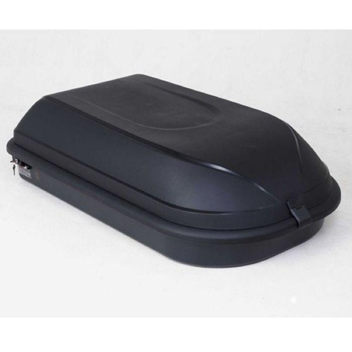Автобокс CLASSIC 320, 133x85x40, черный, одностороннее открывание, матовый
