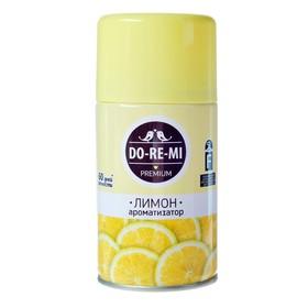 """Сменный блок освежитель воздуха До-ре-ми Премиум """"Лимон"""", 250 мл"""