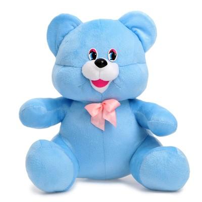 Мягкая игрушка «Медведь», цвет МИКС, 30 см - Фото 1