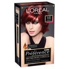 Краска для волос L'Oreal Feria Preference, тон 4.66, Рубин