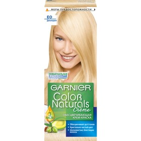 Краска для волос Garnier Color Naturals, E0, супер блонд
