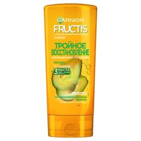 Бальзам для волос Fructis «Тройное восстановление», укрепляющий, 200 мл