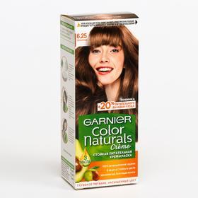 Краска для волос Garnier Color Naturals, тон 6,25, шоколад