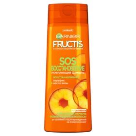 Шампунь Fructis «SOS Восстановление», для секущихся и повреждённых волос, 400 мл