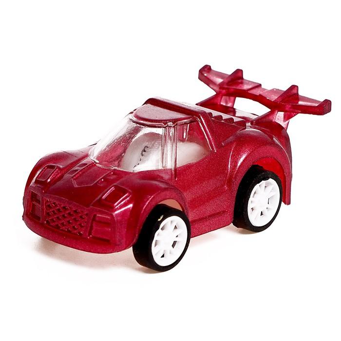 Машина инерционная Глазастик, цвета МИКС
