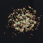 Рыбья чешуя для декора, цвет персиковый