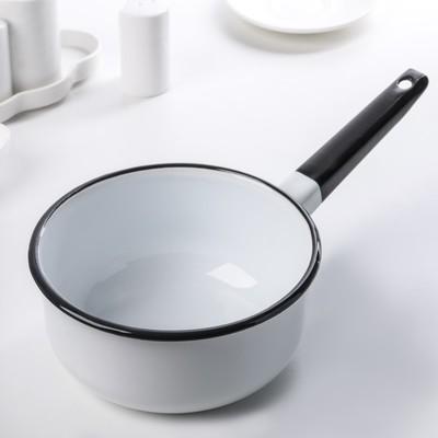 Ковш Сибирские товары, 1,5 л, цвет белый