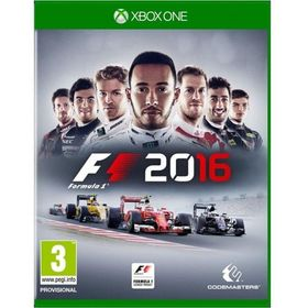 Игра для Xbox One Formula1 2016. Ош