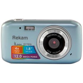 Цифровая камера Rekam iLook S755i Серый металлик