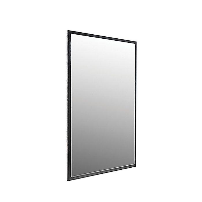 """Зеркало """"Эконом"""", цвет чёрный"""