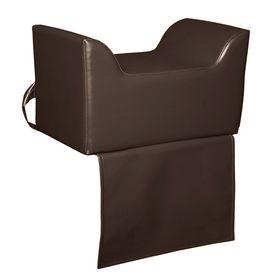 Сиденье детское 'ЮНИОР' 46*26*25, цвет коричневый Ош
