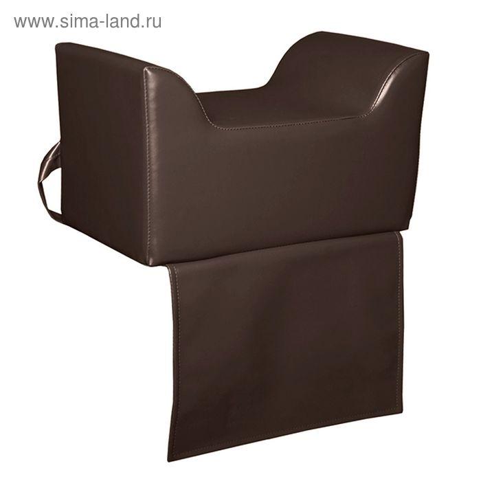"""Сидение детское """"ЮНИОР"""" 46*26*25, цвет коричневый"""