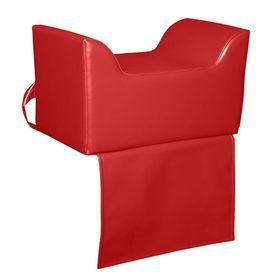 Сиденье детское 'ЮНИОР' 46*26*25, цвет красный Ош