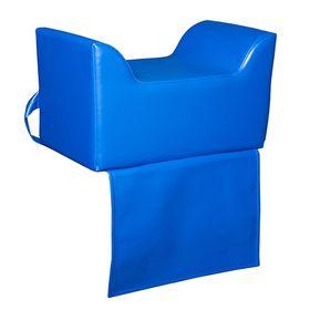 Сидение детское 'ЮНИОР' 45*26*27, цвет синий Ош