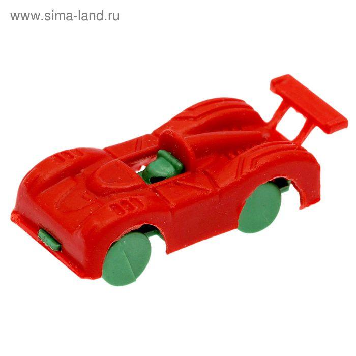 """Игрушка для капсул """"Машина со спойлером"""", d=45 мм, МИКС"""