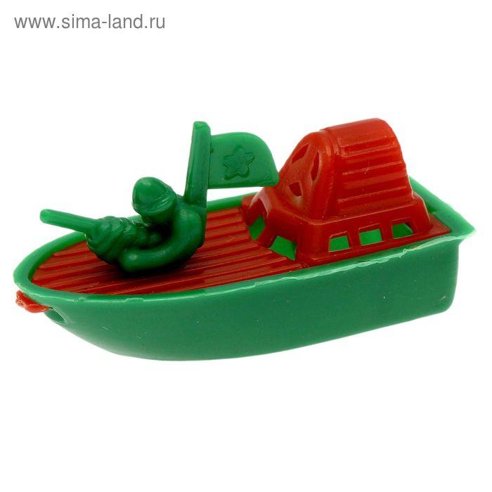 """Игрушка для капсул """"Катер"""", d=45 мм, МИКС"""