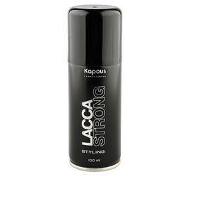 Лак для волос Kapous Professional, сильной  фиксации, 100 мл