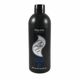 Лосьон для химической завивки Kapous Helix-0 для труднозавивающихся волос, 500 мл