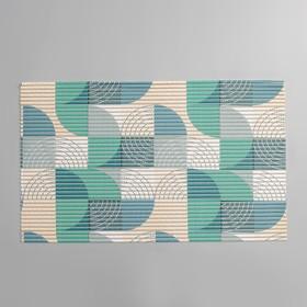 Коврик для ванны Доляна «Ассорти», 40×65 см, МИКС