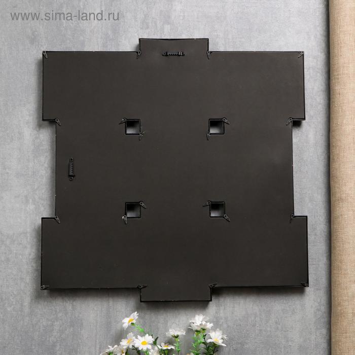 """Фоторамка на 9 фото 10х15 см """"Серебряный век"""""""
