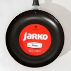 Сковорода Blaze, d=28 см, стеклянная крышка - Фото 7