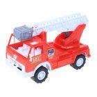 Машина - пожарная, функциональная