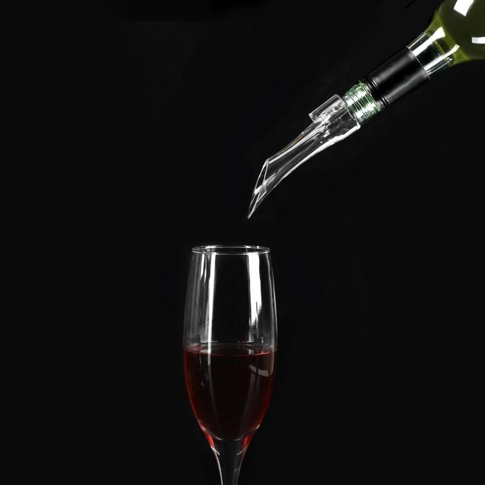 Аэратор для вина «Жорж», 16 см