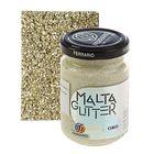 Паста текстурная, 150 мл, Ferrario MALTA с глиттерами № 10 золото