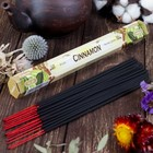 """Благовония Sarath """"Корица. Cinnamon"""", 20 палочек в упаковке, шестигранник"""