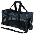 Транспортная сумка Trixie, 48 х 27 х 25 см, черн.
