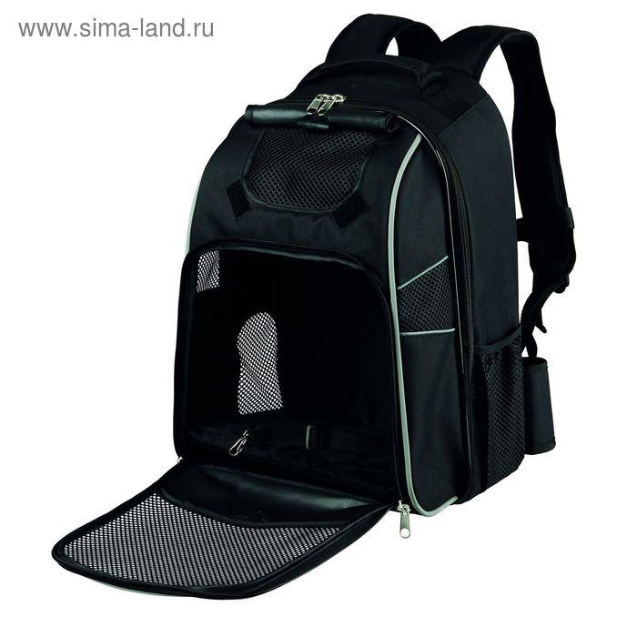 Рюкзак-переноска Trixie William, 33 x 43 x 23 см, черный