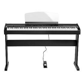 Цифровое пианино Orla 438PIA0703 Stage Studio, черное со стойкой