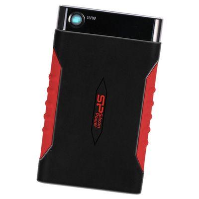 """Внешний жесткий диск Silicon Power USB 3.0 1 Тб A15 SP010ТбPHDA15S3K Armor 2.5"""", черный"""