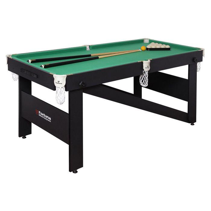 Бильярдный стол Fortuna Hobby РП, 5фт, с комплектом аксессуаров