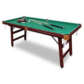 Бильярдный стол Fortuna Пул, 6фт, с комплектом аксессуаров
