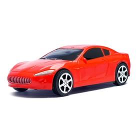 Машина инерционная «Гонка», цвета МИКС Ош