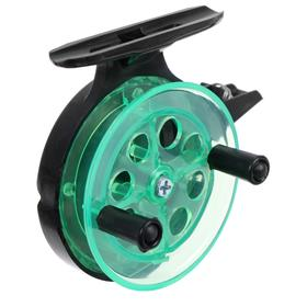 Катушка проводочная КП-65, цвет зелёный