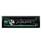 Автомагнитола CD JVC KD-R577 1DIN 4x50Вт