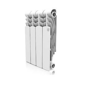 Радиатор алюминиевый Royal Thermo Revolution, 350 x 80 мм, 4 секции