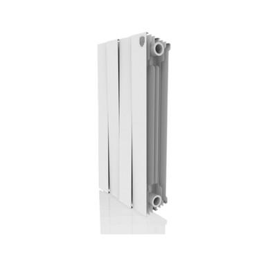 Радиатор биметаллический Royal Thermo PianoForte / Bianco Traffico, 500 x 100 мм, 4 секции