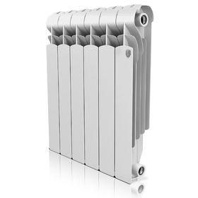 Радиатор алюминиевый Royal Thermo Indigo, 500 x 100 мм, 6 секций