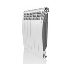 Радиатор биметаллический Royal Thermo BiLiner new, 500 x 80 мм, 6 секций