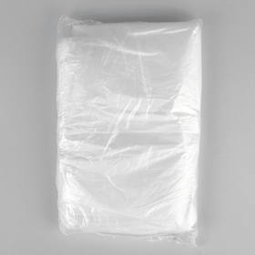 Пакет для педикюрных ванн, 12-14 мкм, 50 × 70 см Ош