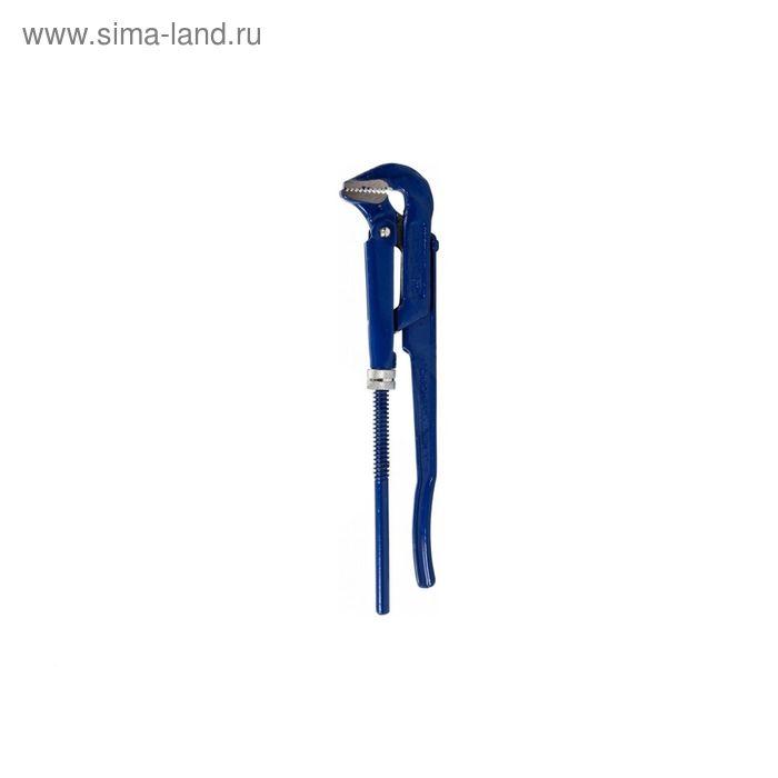 "Ключ трубный рычажный Кратон тип ""L'' № 1, Cr-V 300 мм"