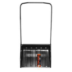 Движок пластиковый, размер ковша 70 × 54 см, с металлической планкой Ош